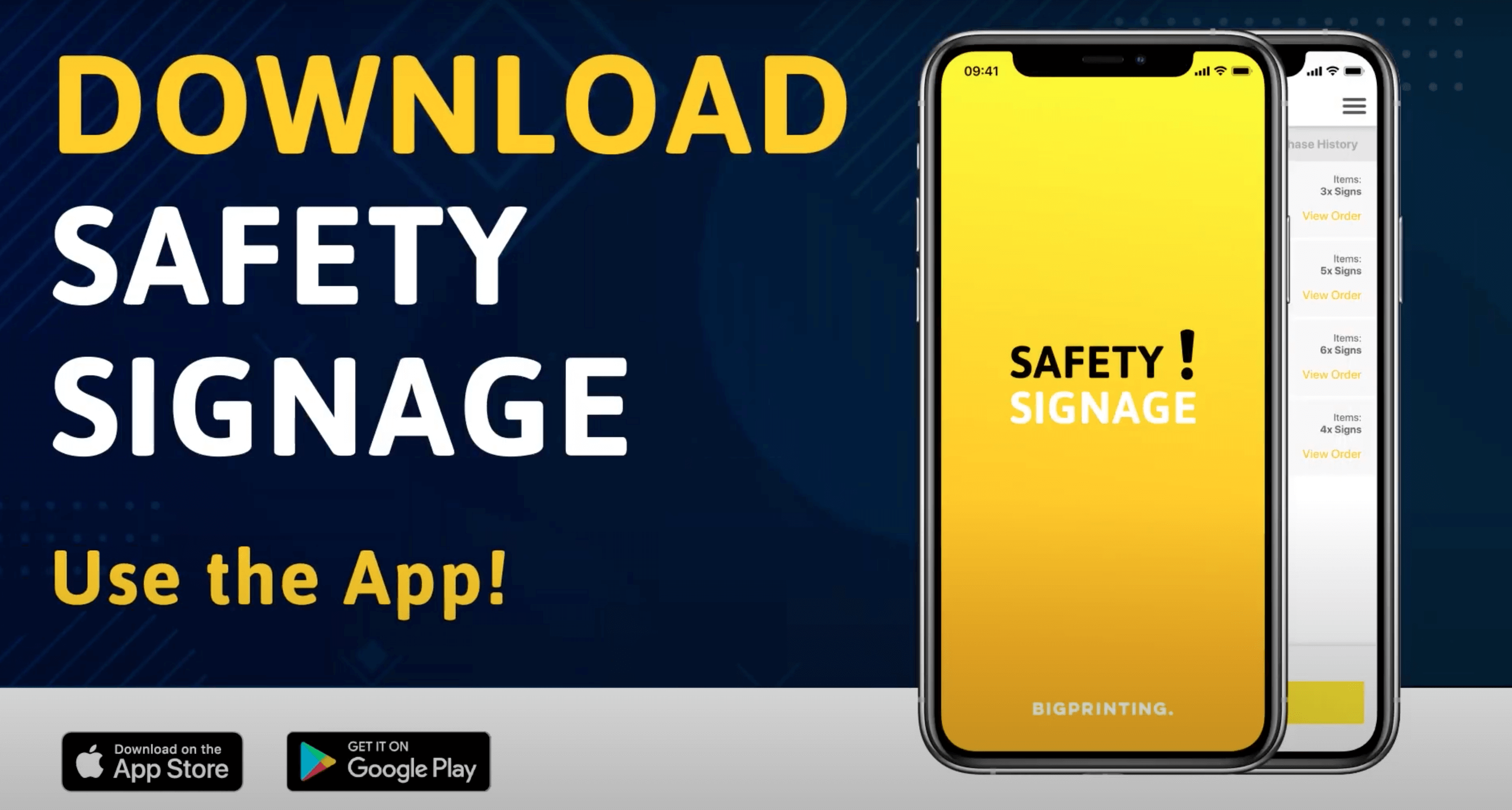Our Safety Signage App Is Here!
